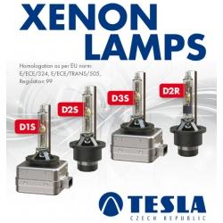 Becuri de far cu descărcare în xenon